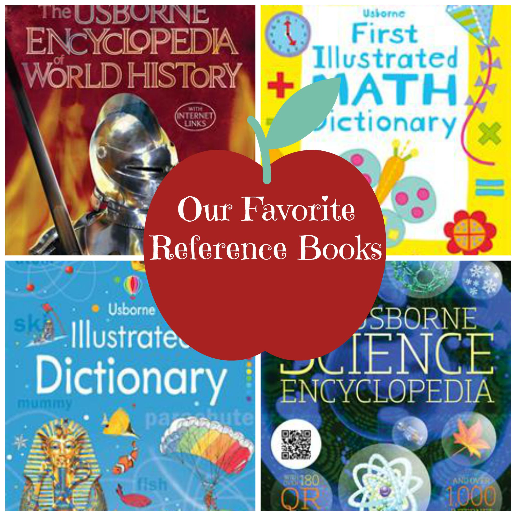 Our Book List Reference Books We Love