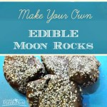 Edible Moon Rocks! A Space Themed Treat for Kids