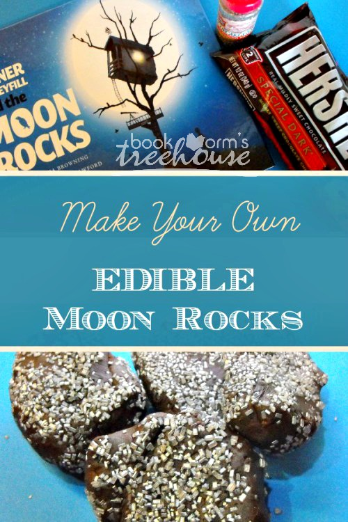 Make Your Own Edible Moon Rocks!