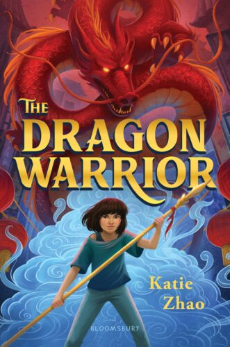 The Dragon Warrior by Katie Zhao   ft. Me, Struggling with Photos
