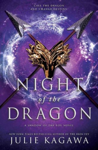 Night of the Dragon by Julie Kagawa | My heart got chucked (again)