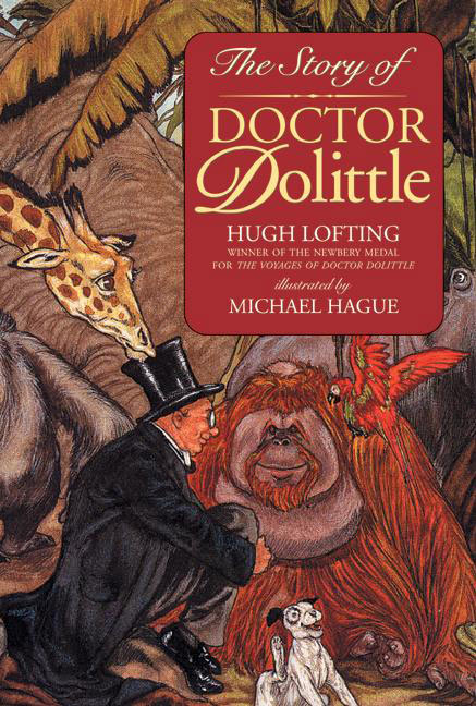 Doctor Dolittle (series)  Book Zone By Boys' Life