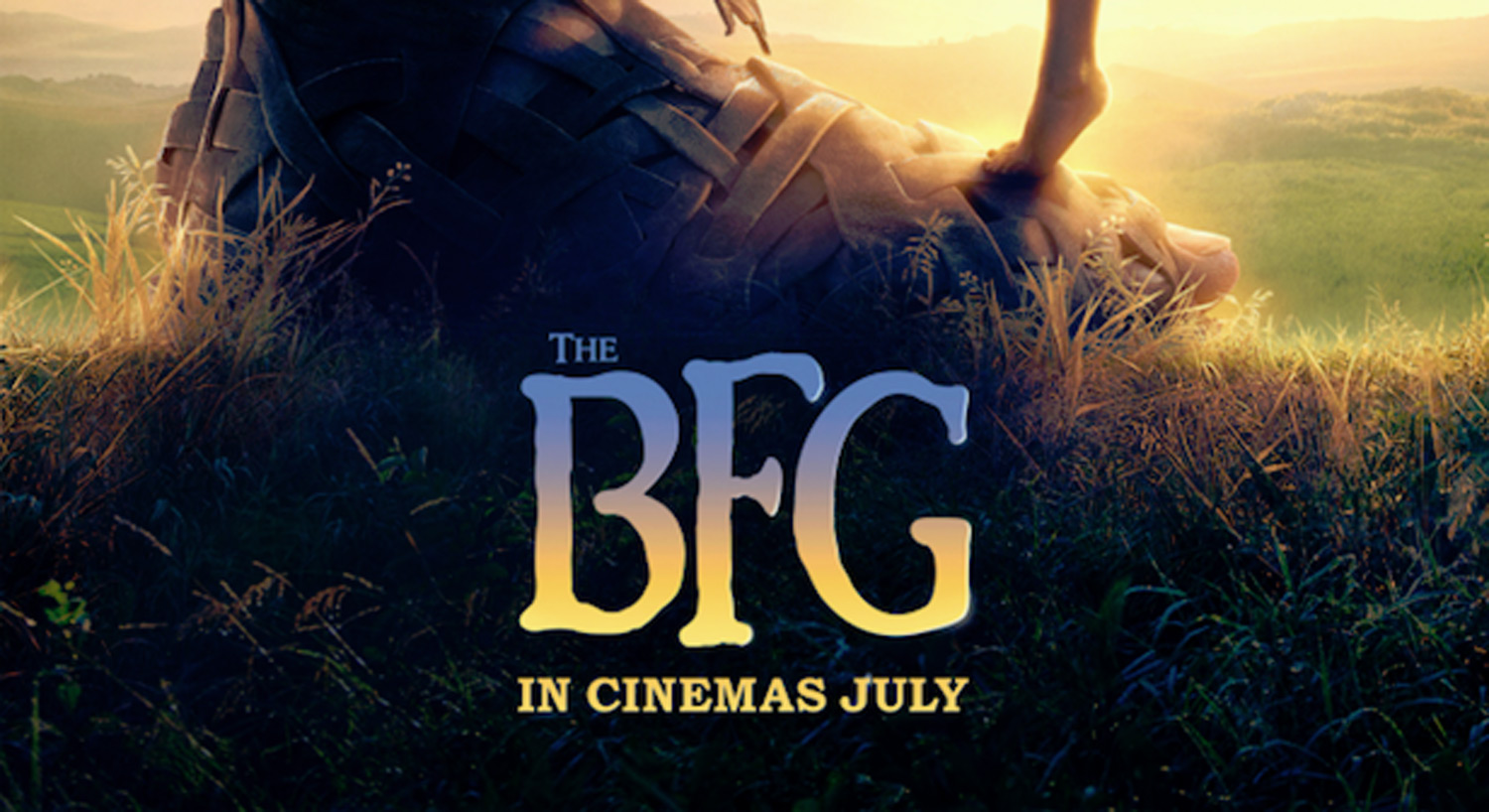 3d Wallpaper Girl And Boy Roald Dahl Classic The Bfg Is Heading To The Big Screen