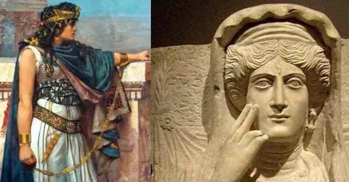 റോമൻ സാമ്രാജ്യത്തെ വിറപ്പിച്ച സിറിയൻ രാജ്ഞി സെനോബിയ