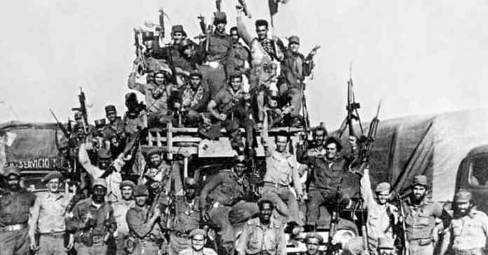 അമേരിക്കൻ അധിനിവേശ ശ്രമത്തിനെ മണിക്കൂറുകൾ കൊണ്ട് തുരത്തിവിട്ട ബേ ഓഫ് പിഗ്സ് പ്രതിരോധം