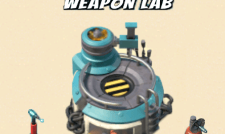 Weapon Lab