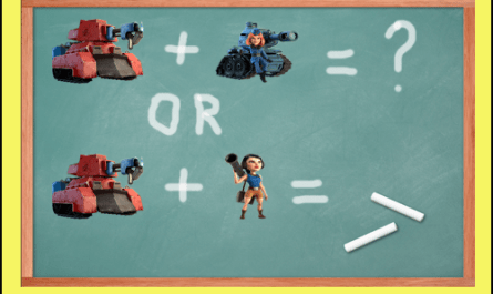 Mathematical calculation boom beach