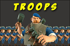 Troops Boom Beach Wiki