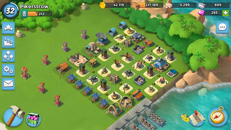 Boom Beach best defense HQ_13