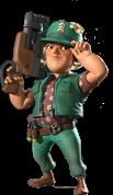 Sergeant Brick