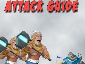 Warriors attack guide