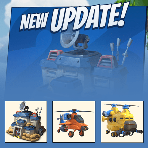 November update is coming!