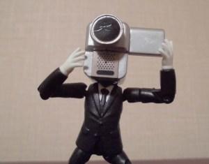 カメラ男(フィギュアより)