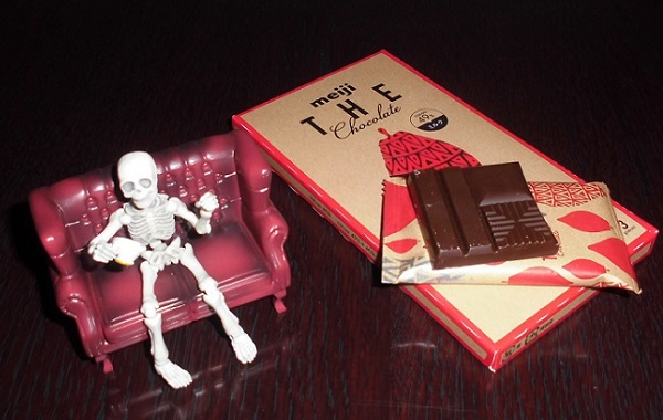 THE チョコレート「 濃密な深みと旨味ベルベットミルク」