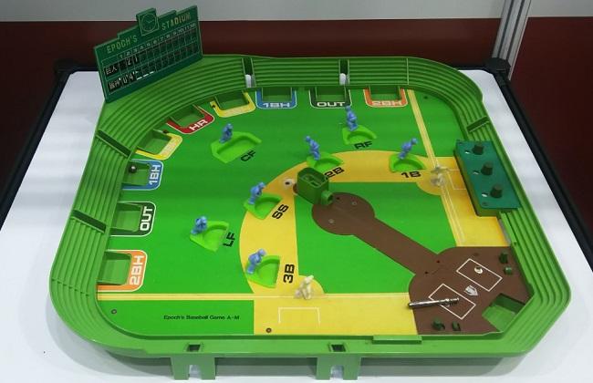 歴代のエポック社の野球盤