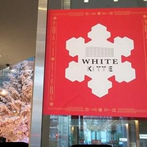 """""""WHITE KITTE"""" in 2018"""
