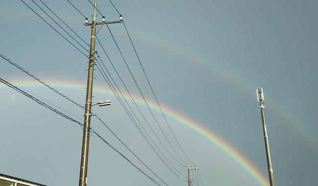 Double Rainbow(二重の虹)