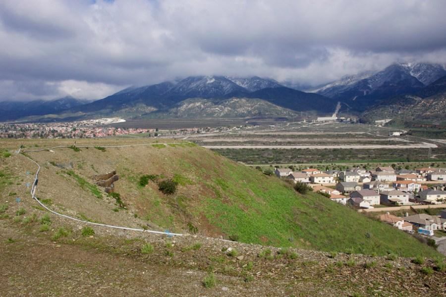 San Bernardino, February 2013