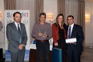 Cena de Gala y Entrega de Premios de la II Semana Impulso TIC 2012 en las Caldas Villa Thermal