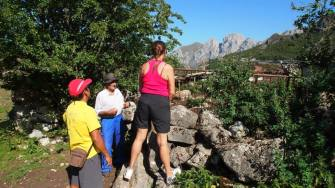 Excursión Granja II Trail Macizo de Ubiña @C_Cantabrica #alpestuizostrail