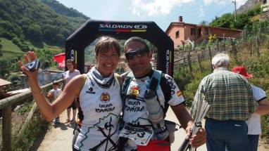 Meta II Trail Macizo de Ubiña @C_Cantabrica #alpestuizostrail
