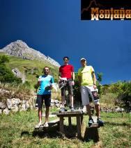 Podium Absoluto I Km Vertical a Peña Ubiña @C_Cantabrica (Montaña Montaña)
