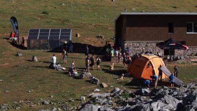 Refugio Meicin II Trail Macizo de Ubiña @C_Cantabrica #alpestuizostrail