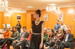 Modelos del Concurso de Joyería del Gremio de Joyeros de Asturias