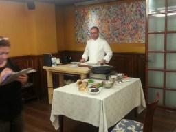 Preparación del Incentivo Curso de Cocina