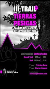 III Trail Tierras Pésicas