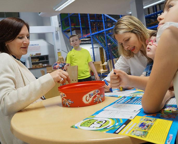 Ben10 Toys Activity Sheet Family Soft Play Centre