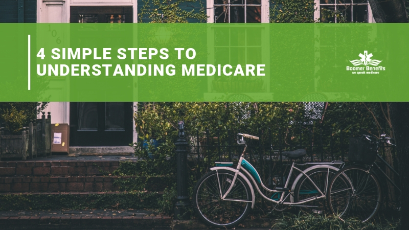 4 Simple Steps to Understanding Medicare 2019  Boomer
