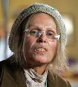 Delilah Stagg (Joanna Lumley) is definitely the boss of herself on Britcom, Jam and Jerusalem