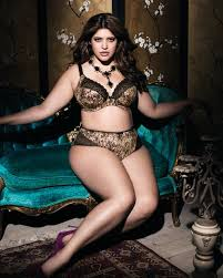 There are millions of women out there would like to find nice lingerie for real bodies.