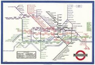 Imagine if Toronto had a subway system along the lines of London's.