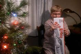 Ralphie's mother was right. Guns are never a good thing.