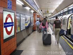 London and Paris got it right. Subway trains directly from the airport to downtown connections.
