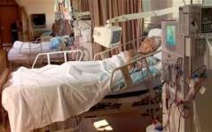 Overcrowded hospitals are not always the best solution to dealing with end-of-life care.