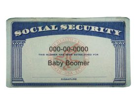 Baby Boomer Social Security