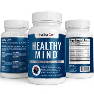 Healthy Mind Memory Focus And Clarity Supplement