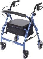 Best 4 Wheel Walkers For Seniors – Our Top Picks For 2020