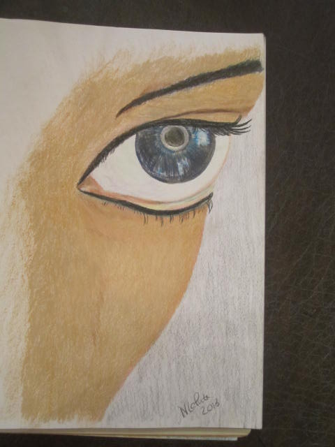 Behind Our Eyes, The Creative Home Thrives