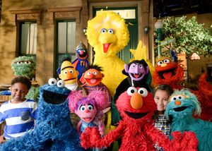 Parenthood and Sesame Street