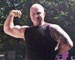 Brian Patterson biceps