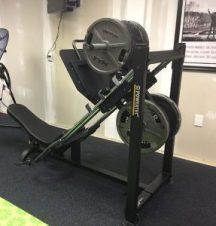 powertec-leg-sled