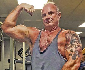 Brian biceps