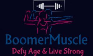 BoomerMuscle logo