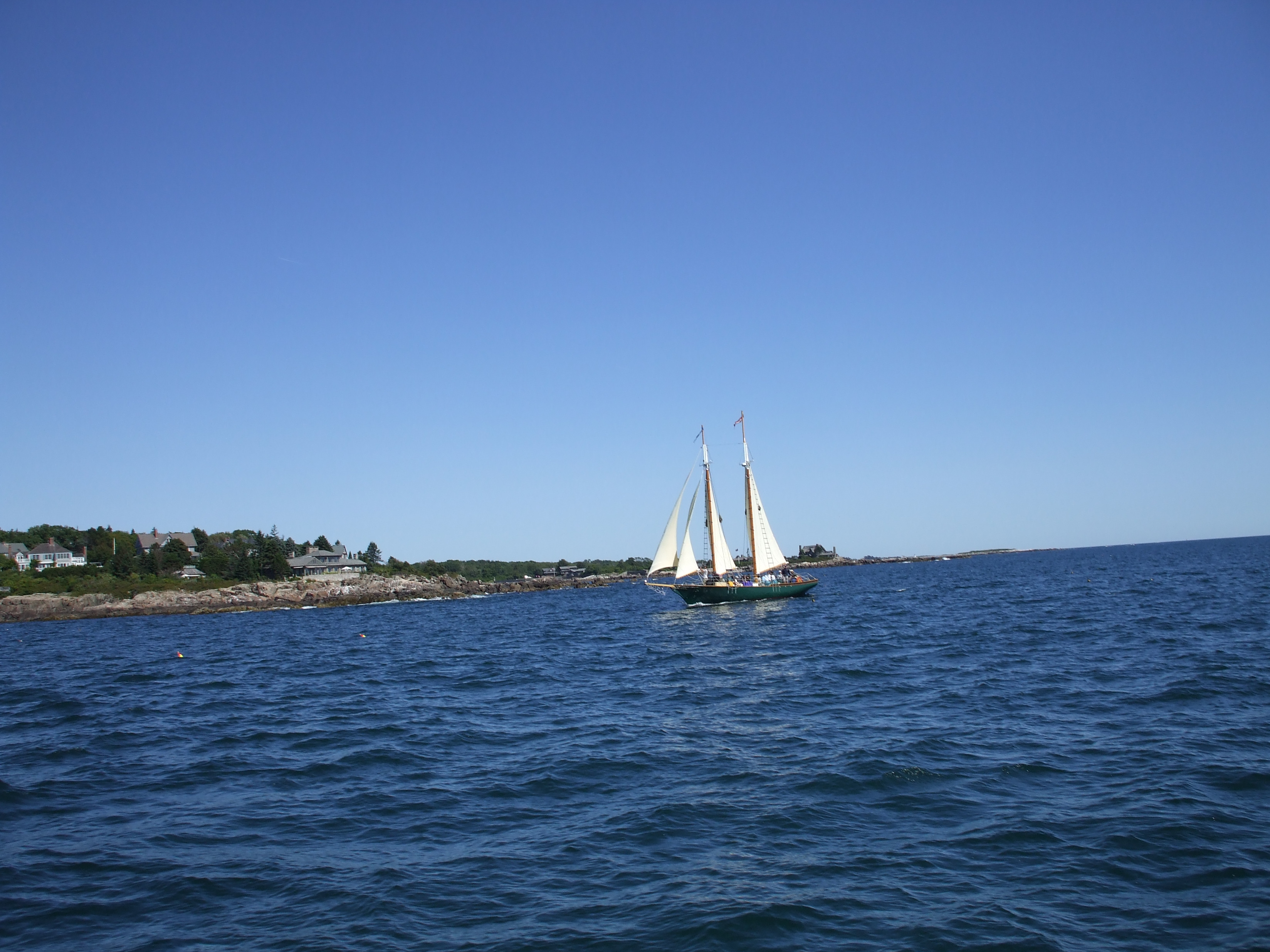 Try a sailboat