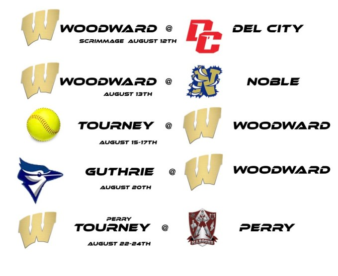 Softball Schedule.001