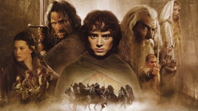 Lord of the Rings, Elijah Wood